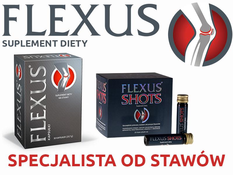 preparaty na stawy flexus